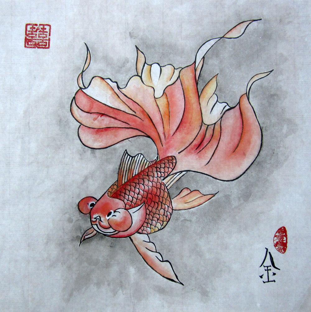 Золотые рыбки гунби! . - АРТ-Корпорация