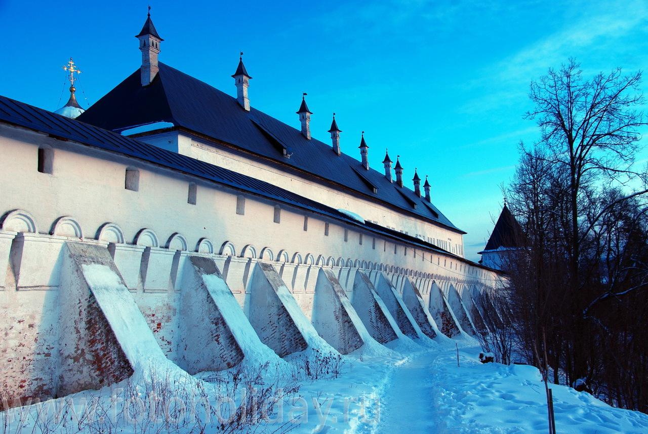 Звенигород фото зима 4