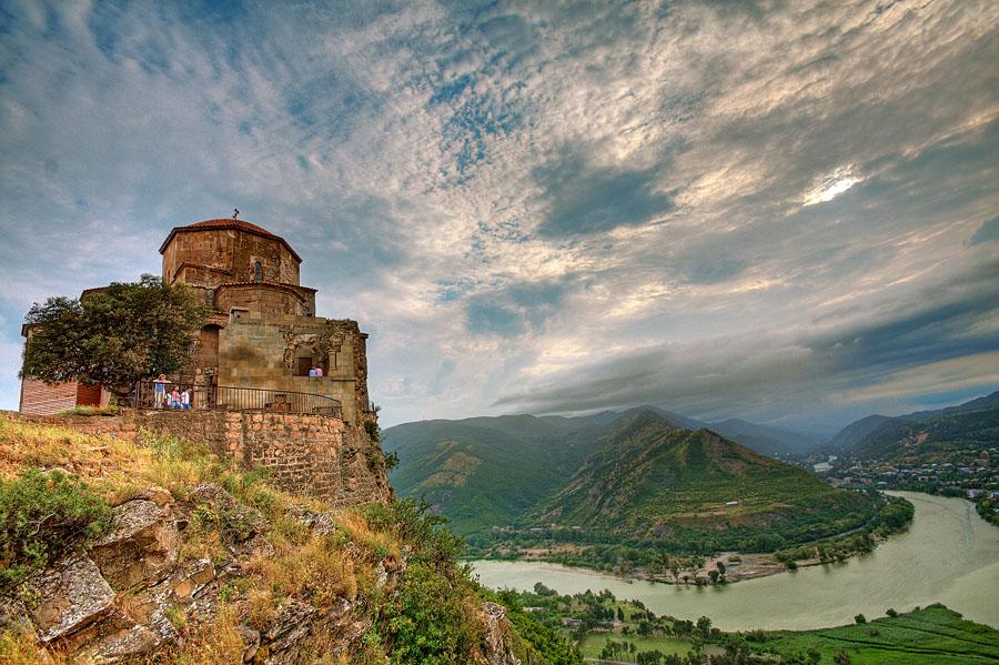 Тур по святым местам в грузии
